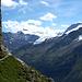 In einer weiteren gemütlichen Gehstrecke kann man den Ausblick zum Steingletscher genießen.