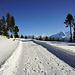 Sehr schöner Winterwanderweg