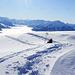 Gipfelpanorama gegen Süden. Inkl. Verunreinigung auf dem Bildsensor, macht sich lustig bemerkbar bei Panoramas… sieht man einmal wie viele Fotos so eine NEX schiesst…