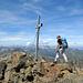 Gipfelkreuz Gross Seehorn