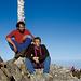 Am Aggenstein Gipfel