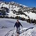 als er noch mit den Skiern unterwegs war...Zufälle gibts... (Archivaufnahme 8.12.2008)