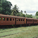 Veteranen der Eisenbahngeschichte auf Sri Lanka,immer noch im Einsatz