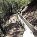Meine erste Wanderung einer Suone entlang