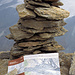 Am Oberrothorn Gipfel