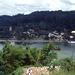 Kandy Lake,rechts der Zahntempel
