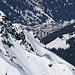Sogar Teile von Downtown Davos kann man von hier oben erspähen