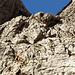 Am Einstieg zum Pisciadu-Klettersteig