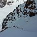 700hm steep and exposed auf den Glaciar Piedras Blancas. Unbezahlbar!
