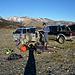 Ein zuverlässiges Team am Ende der gemeinsamen Abenteuer auf 13000km, wenn man von den 2700km Rückfahrt in rund 28 Stunden nach Buenos Aires absieht...