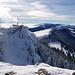 Chasseron: Aussicht top, Bauten auf dem Gipfel flopp