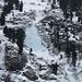 Eisfall im Val Roseg