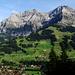 Adelboden et le massif du Lohner