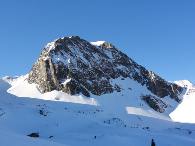 Klettersteig Gantrisch : Klettersteig gantrisch helle seite fotos hikr