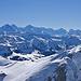 Kulissen vor den Berner Alpen......