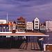 sympathische Architektur in Willemstad