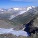 Das ungleiche Gletscherpaar – Mutt- und Rhonegletscher