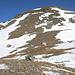 La sella (Sirwoltesattel) e il versante S del Galehorn