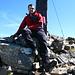 Gipfeljäger auf dem Hahnen 2606m