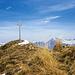Ostgipfel des Monte Gambarogno