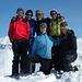 Gipfelfreude auf dem Eggberg