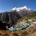 """Namche Bazar, """"Hauptstadt der Sherpas"""""""