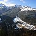 Schöner Blick Richtung Lobhörner, Lobhornhütte, Isenfluh