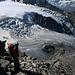 der lange Abstieg vom Bigerhorn