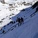 Passiamo nella valle dell' Alpe Vignone e della Gana Rossa