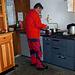 Lo Chef Luciano ([u Barba43]) è ai fornelli