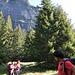 all'ingresso della Val di Passit