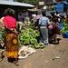 Markt in Sanya Juu