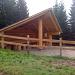 Das Gruebi auf der Wissegg (erbaut im Mai 2008)