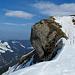 Gipfelaufstieg zum Hochgrat