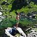 Der kleine See unterm Dürnbergstein