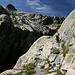 Aufstieg durch die Gorge du Vieux
