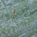 das gekennzeichnete Naturschutzgebiet (grün umrandet) muss bis 1. Mai umgangen werden