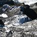 Die jäh abfallende Südwand des Grand Muveran 3051m