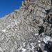 Die Südwand des Grand Muveran 3051m