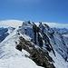 Auf dem ersten der drei Gipfel war für mich Schluss...