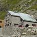 Chamanna da Tschierva / Tschierva Hütte 2583m