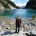 Lake Agnes e me