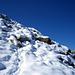 Winter…? Während dem Aufstieg zur Tierberglihütte.