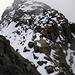 Das erste Drittel des Nordwestgrat vom Monte Disgrazia 3678m