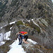 Abwechslungsreiche Kraxelei auf dem Nordgrat des Monte Tamaro