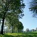 """Bevor es wieder durch geschlossenen Wald zum Aussichtspunkt """"Nase Napoleons"""" weitergeht erhascht man einen Blick auf die schönen Wiesen von Walk."""