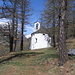 La chiesa di Santa Maria a Bleiki.