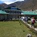 Die Lodge von unserem Sherpaguide Nuri. Wir machen hier Mittag und seine Frau kocht uns was leckeres.