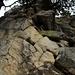 Ralligstöck : la roche est d'excellente qualité
