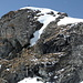 die letzten Meter zum Gipfelkreuz der la Brinta lassen wir sein....es ist uns zu heikel; denn irgendwie müssten wir ja auch wieder runter ohne Sicherungsmaterial